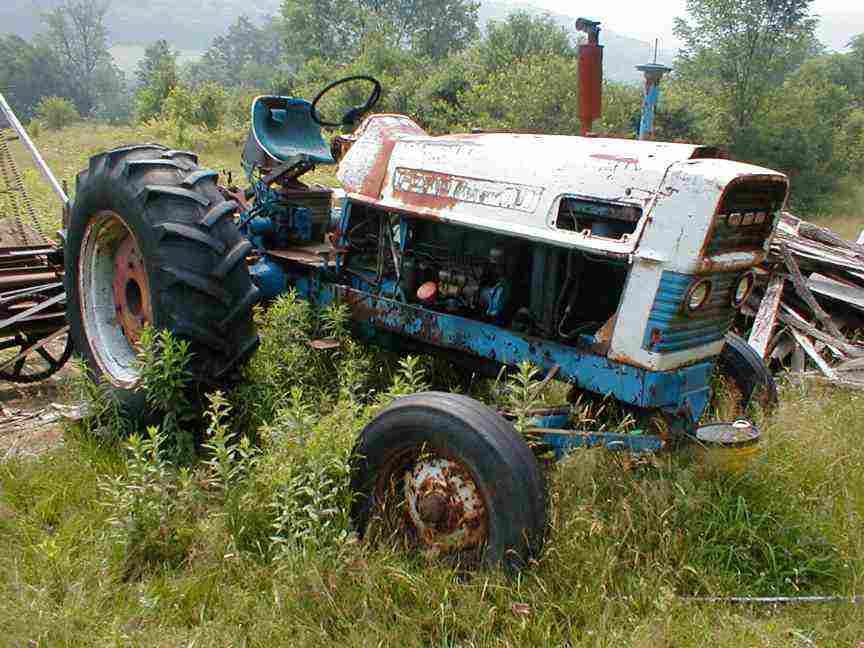 Ford 6000 tractor a ford commander 6000 tractor